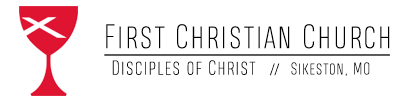 First Christian Church – Disciples of Christ